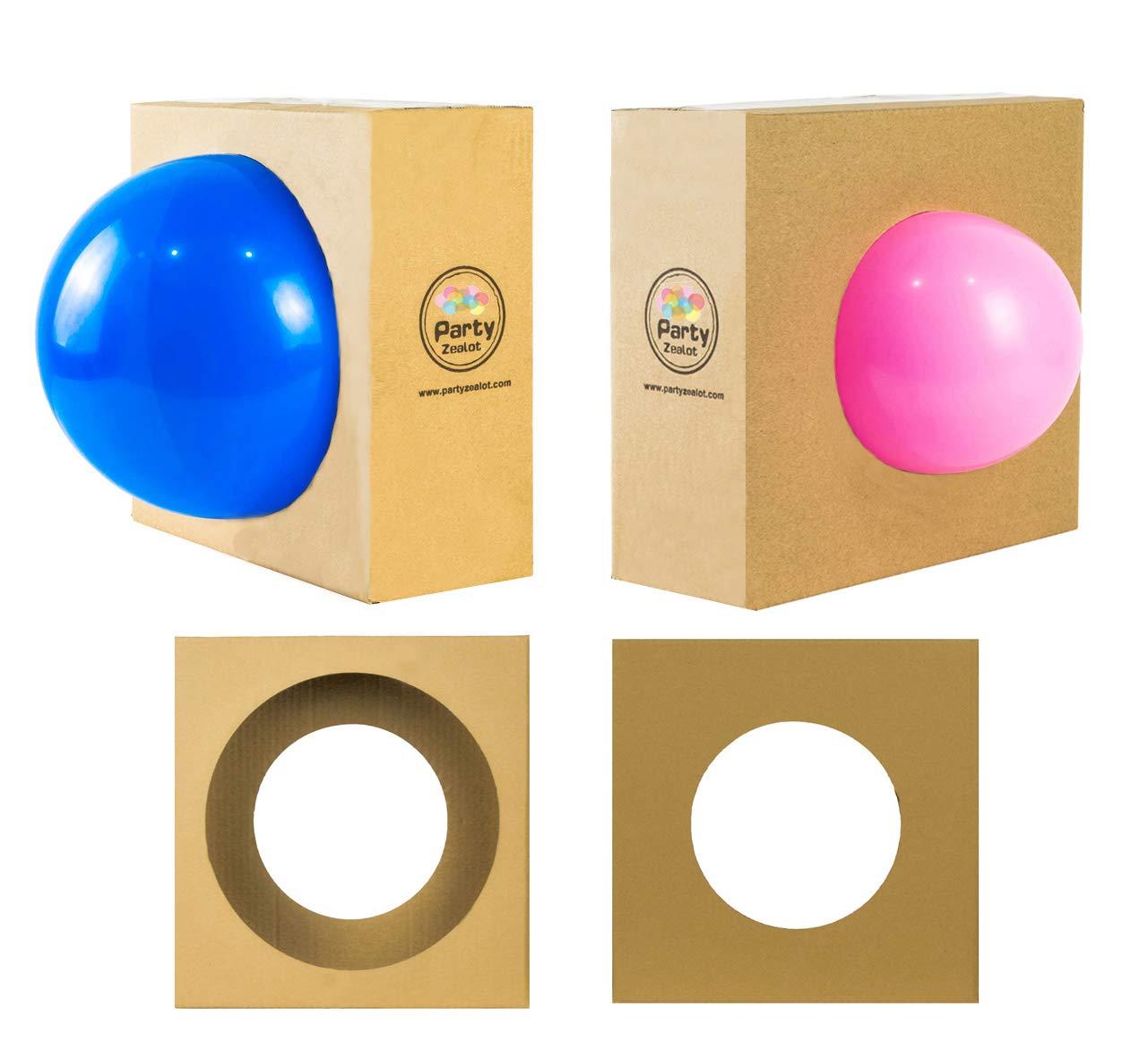 气球气囊尺寸测量盒